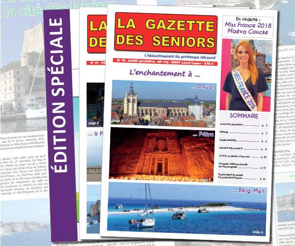 Edition spéciale pour le Salon Senioreva